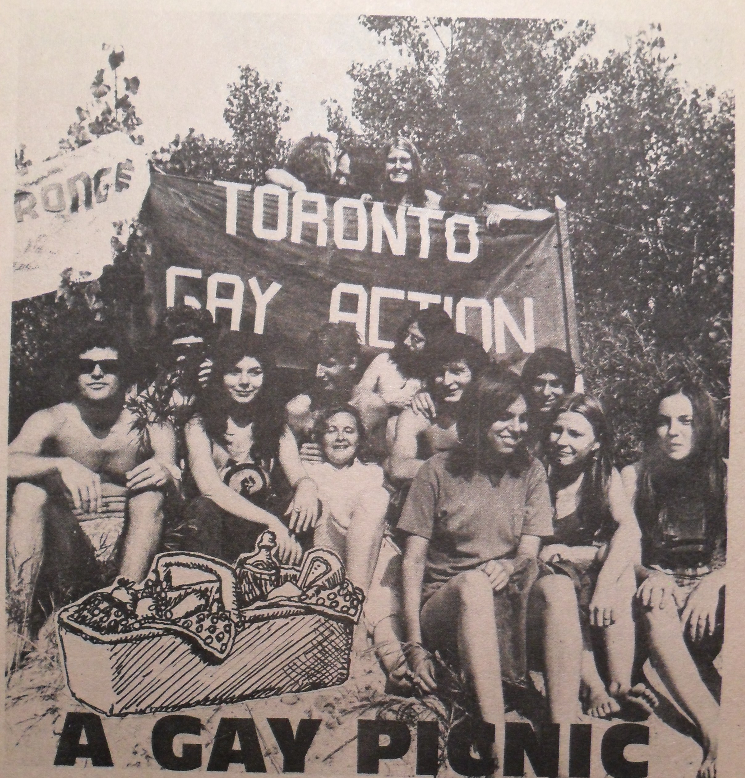 ... Canadian Lesbian & Gay Archives, Toronto Gay Action, Vertical File (c.