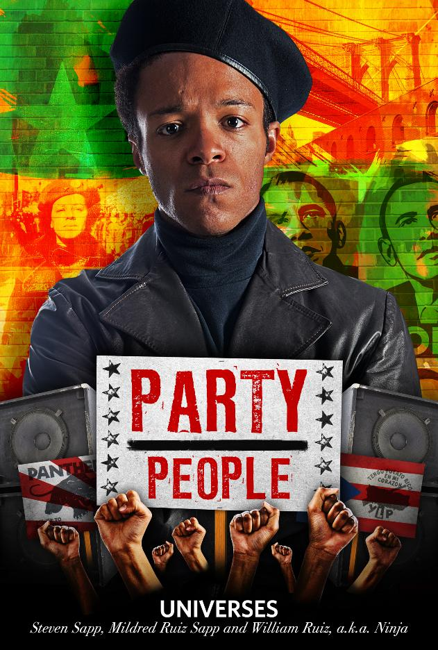 Active History on Stage: Party People at the Oregon Shakespeare Festival - Active History