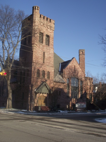 Central United (Methodist), photo by Deric Sanderson.