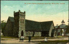 St. Luke's Anglican Church, Sault Ste Marie Public Library Archives