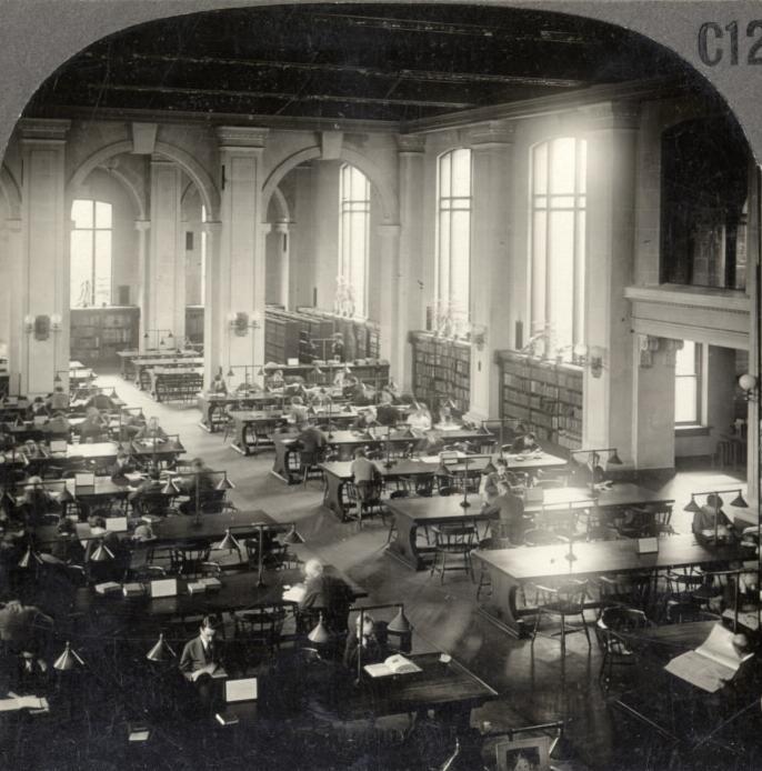 St George Library Staten Island New York