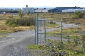 Steel Plant site, 2005