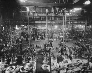 Sydney Wire Mill, 1913