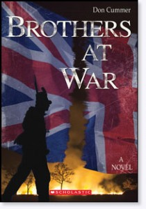 Front cover of Don Cummer's Brothers At War