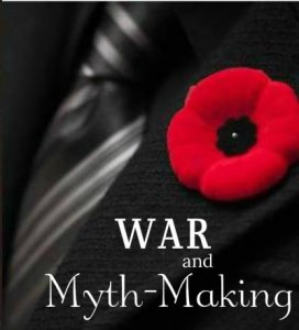 war and mythmaking image