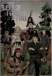 Canada 1812: Forged in Fire. With permission.