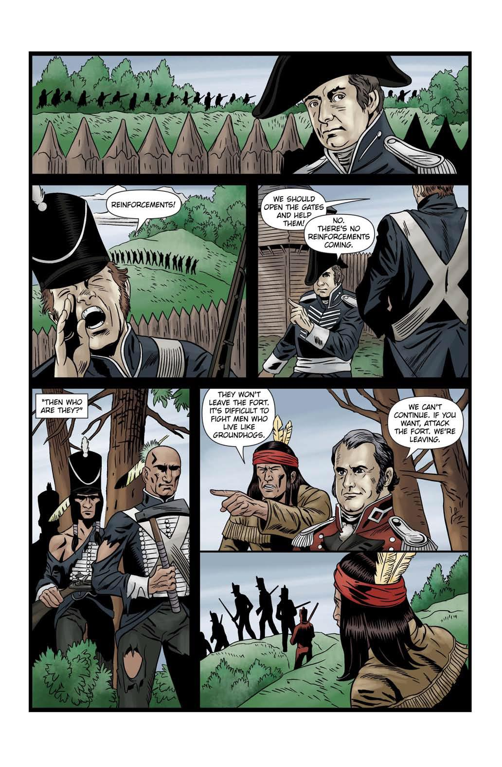 tecumseh and the war of 1812 essay Free essay: war of 1812 essay susan henderson ib hota mr tecumseh and his war of 1812 essay the war of 1812 was one of the most insignificant wars in us.