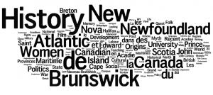 Figure Six: Acadiensis Article Titles
