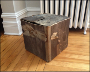 The Box. Photo by Author.