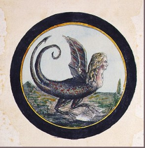 Marie Antoinette as Serpent