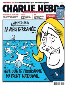 """Lampedusa: The Mediterannean Puts the FN Program into Action"" Oct. 2013"