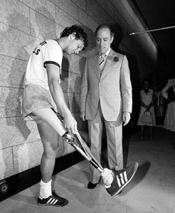terry fox a unifying influence on ca fox meets trudeau in ottawa 1980 cp