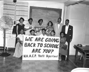 Texas anti-segregation campaign, 1964. UT Center for American History.