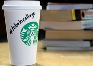 starbucks college