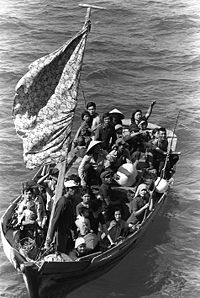 Vietnamese Boat People: A reflection on policy or an Extraordinary Event?