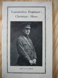 Weier, Second Ypres and YMCA Hero - image 1