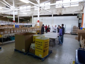 Daily Bread Food Bank in Toronto. Creative Commons License.