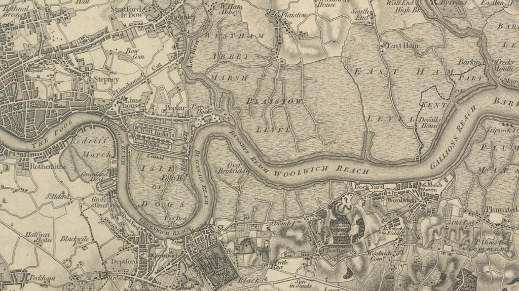 Ordnance Survey First Series, 1805