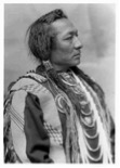 William James Topley, Little Bear - Indian Chief, March 1897, Library and Archives of Canada, E-73326, 1936-270 NPC.