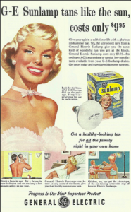 General Electric Advertisement, c.1950