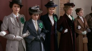 "Suffragettes in Murdoch Mysteries, ""Election Day"" (2015)"