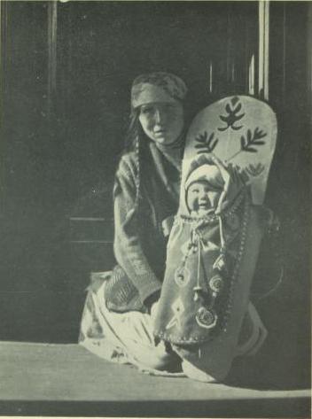 """A Madonna of the Kootenays"" from Victoria Hayward's Romantic Canada"