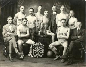 Alldritt 7 - Toilers 1926 Champions