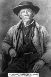 Jim Bridger. Wikimedia Commons.