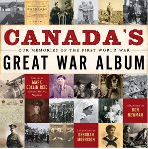CanadasGreatWarAlbumCover 3