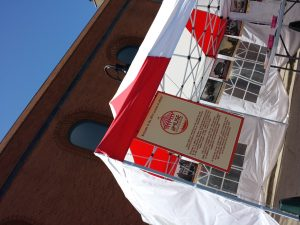 aMUSE: Sideshow popped up on James Street in downtown St. Catharines as part of 2015's In the Soil Arts Festival.