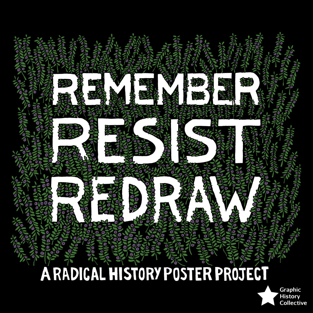 A cheerleading komoly sport 742 - The Graphic History Collective Ghc Has Launched A New Activist Art Project Remember Resist Redraw A Radical History Poster Project
