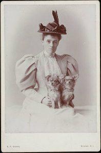 Edith Wharton Photograph