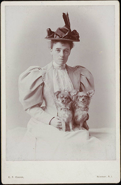 Edith Wharton Photograph
