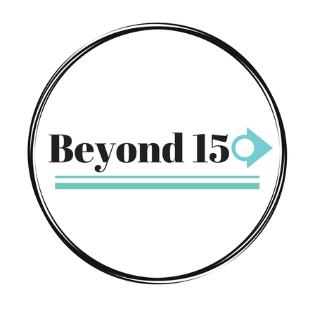 Beyond 150 Logo