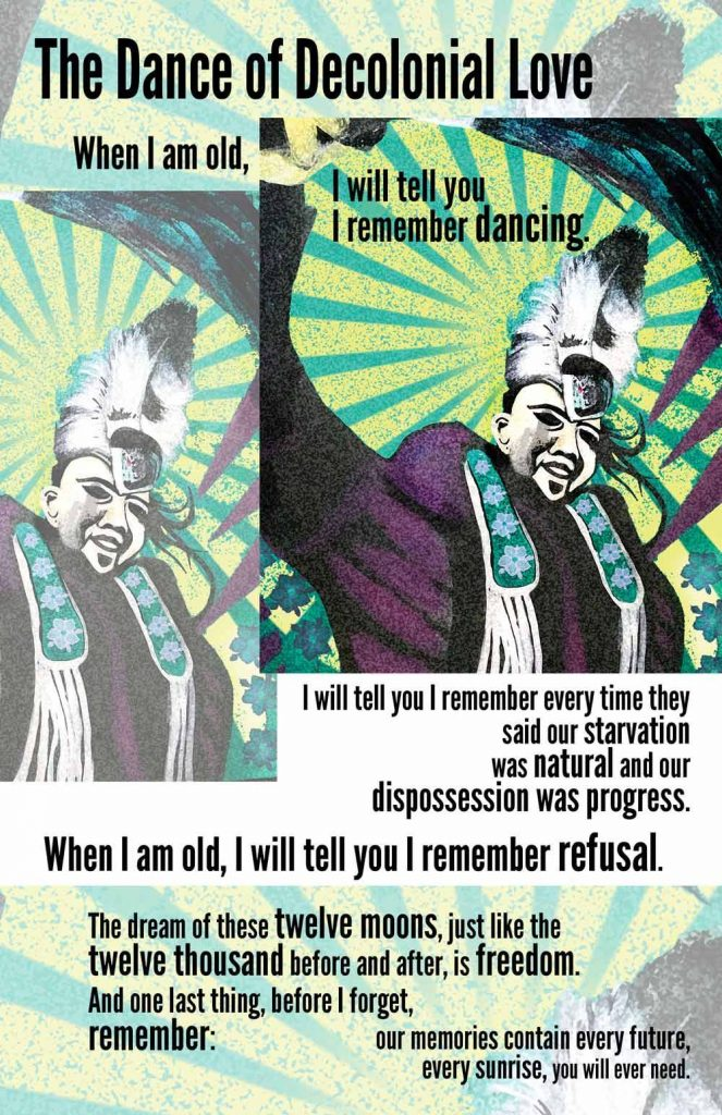 Dance of Decolonial Love poster