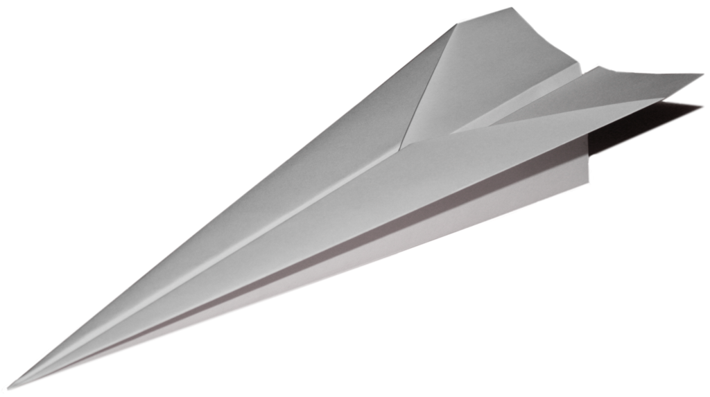 Classic Paper Airplane