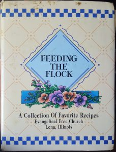 cover of Feeding the Flock cookbook
