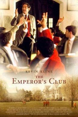 Film poster for The Emperor's Club