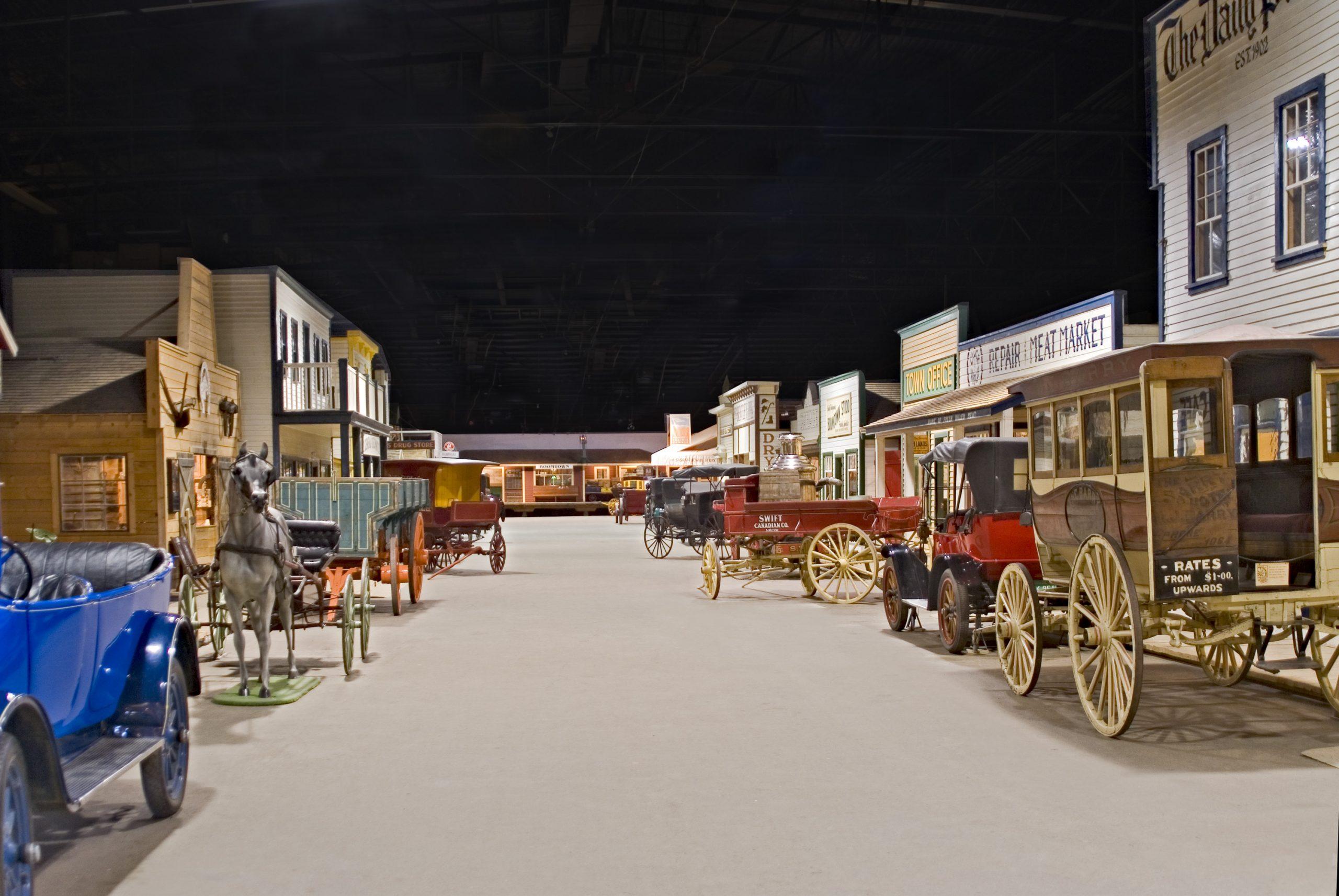 Exhibit in WDM Saskatoon