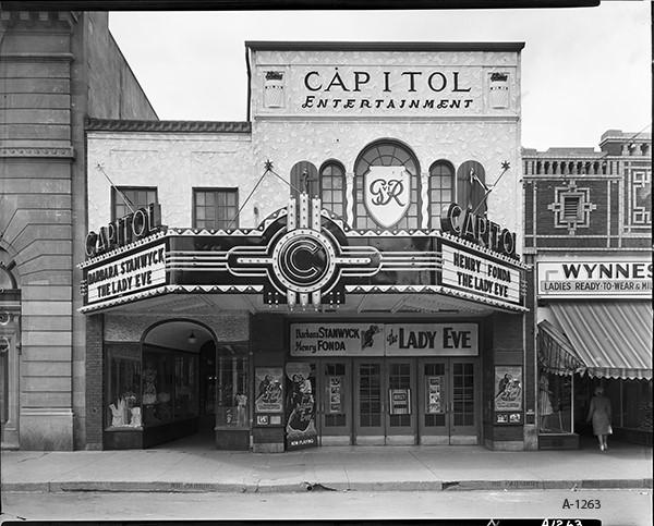Capitol Theater exterior